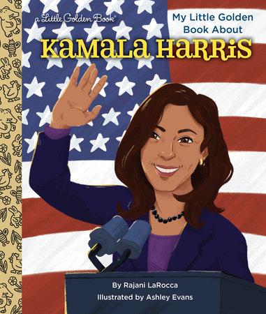 Kamala Harris (Little Golden Book)