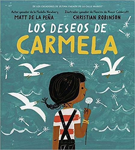 Los deseos de Carmela (630L)