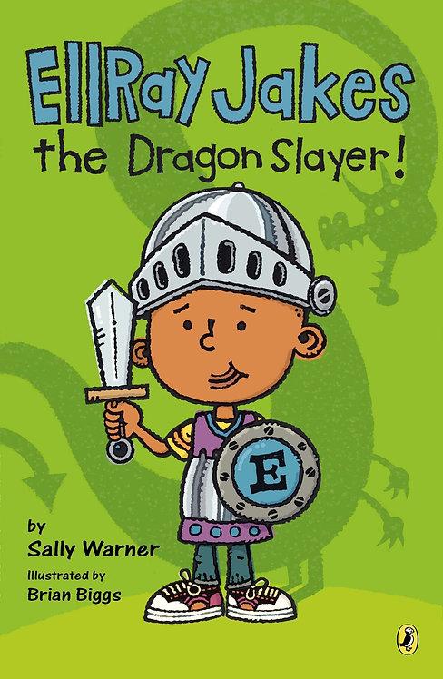 Ellray Jakes the Dragon Slayer!