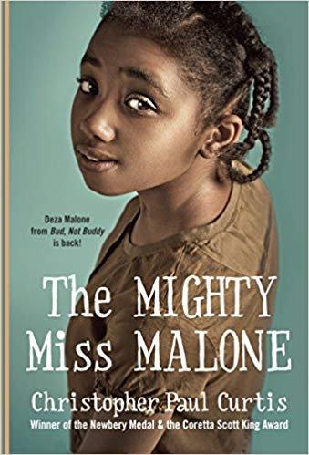 The Mighty Miss Malone (U/750L)