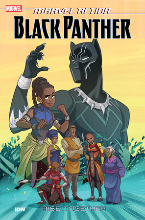 Black Panther: Rise Together (Book Two)