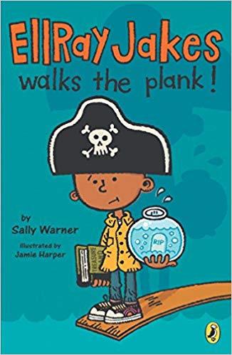 Ellray Jakes Walks the Plank
