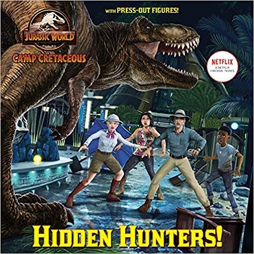 Hidden Hunters! (Jurassic Park Camp Cretaceous)