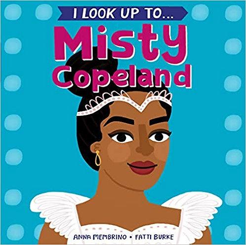 I Look Up to Misty Copeland