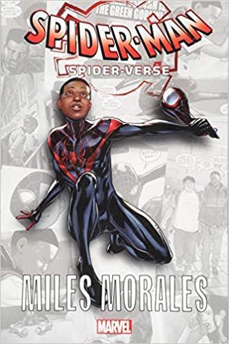 Spider-Man: Spider-Verse Miles Morales