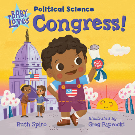 Baby Loves Political Science Congress!