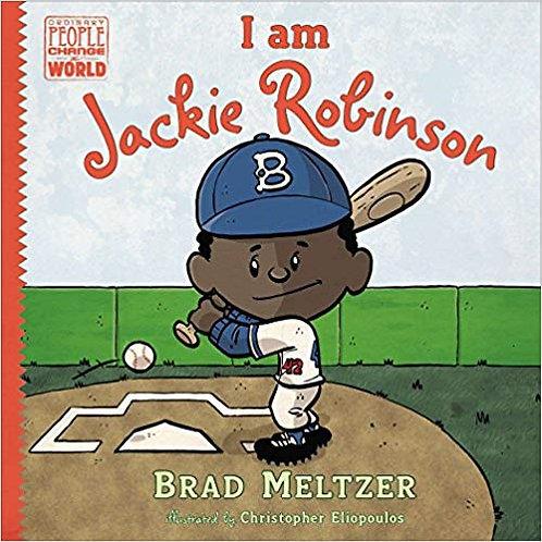 I Am Jackie Robinson (O/540L)