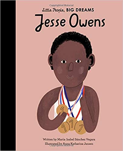 Jesse Owens (Little People, Big Dreams Series)