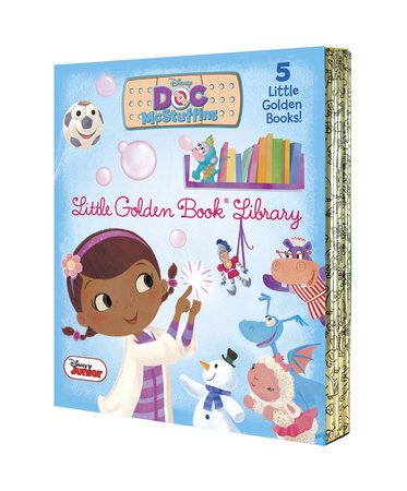 Doc McStuffins Library (5 Books)