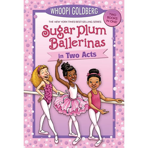 Sugar Plum Ballerinas In Two Acts
