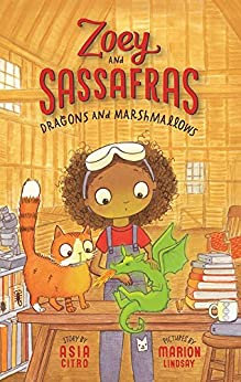 Zoey and Sassafras Dragons and Marshmallows