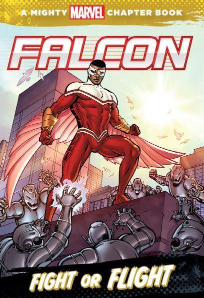 Falcon Fight or Flight