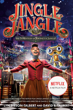 Jingle Jangle: The Invention of Jeronicus Jangle