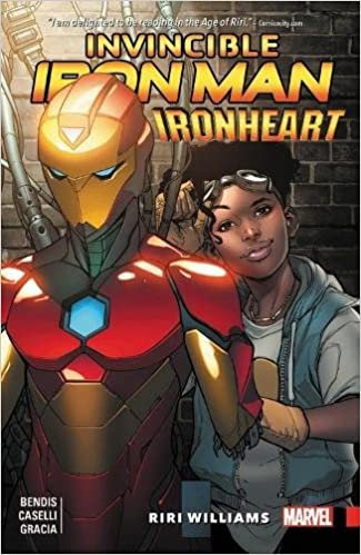 Invincible Iron Man Ironheart