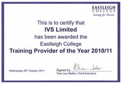 IVS Award