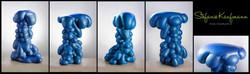 Hocker-Skulptur