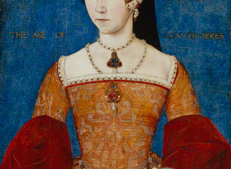 CFC: Queen Mary I at her Accession