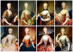 Martin van Meytens d of Maria Theresa