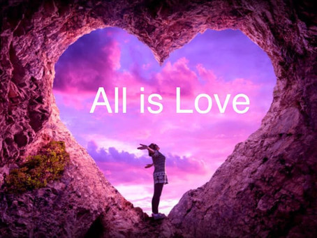 All Is Love Day