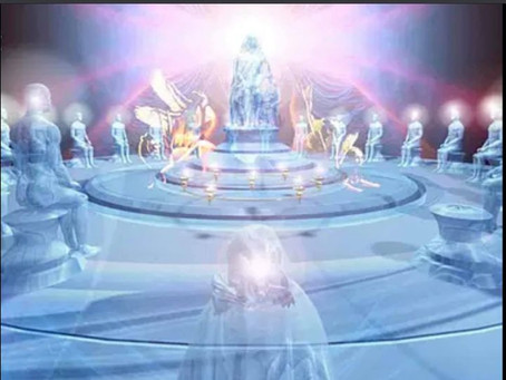 The Council of Pleiadian Light Beings