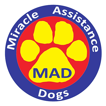 Miracle Assistance Dog Logo