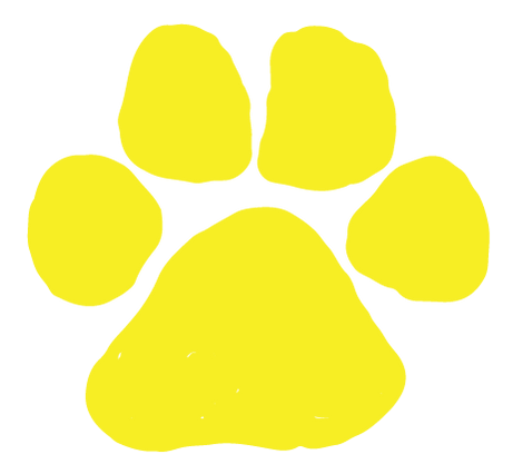 Miracle Assistance Dog - Paw Print Only