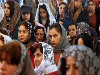 العنف القائم على النوع الاجتماعي في ظروف اللجوء