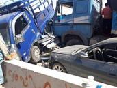 الحكومة هي المسؤولة عن الوقاية من حوادث المرور وعواقبها القاتلة