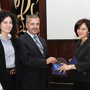 المؤتمر الأردني الأول للوقاية من العنف ضد الأطفال 2011