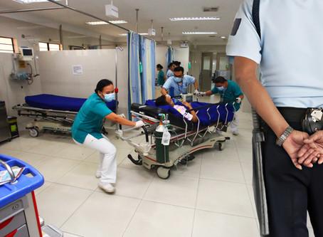 كيفية سماح الأطباء للشرطة باستجواب المصاب في المستشفى، سواء الضحية او الموقوف