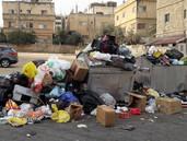 تراخي الحكومة بمعالجة مشكلة تراكم النفايات انتهاك خطير للحق بالحياة والصحة