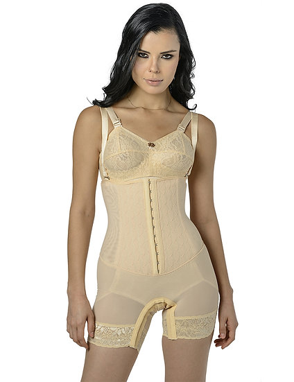 Body Fashion Strapless Beige