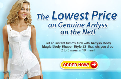 e93de1ebde Authentic Ardyss Body Magic Beige. Instant Size Reduction
