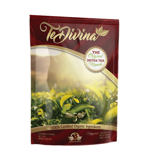 Tedavina Detox Tea 7 Day Supply
