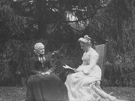 Glimpses of Life at Centre Furnace Mansion during the 1890's from Grandma Beaver's Journals