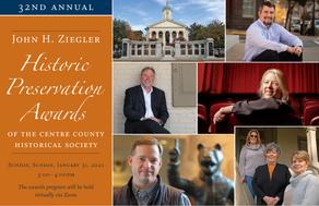 2020 John H. Ziegler Historic Preservation Awards