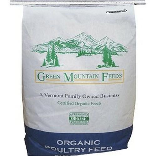 Green Mountain Organic Layer Pellets 16% 50#