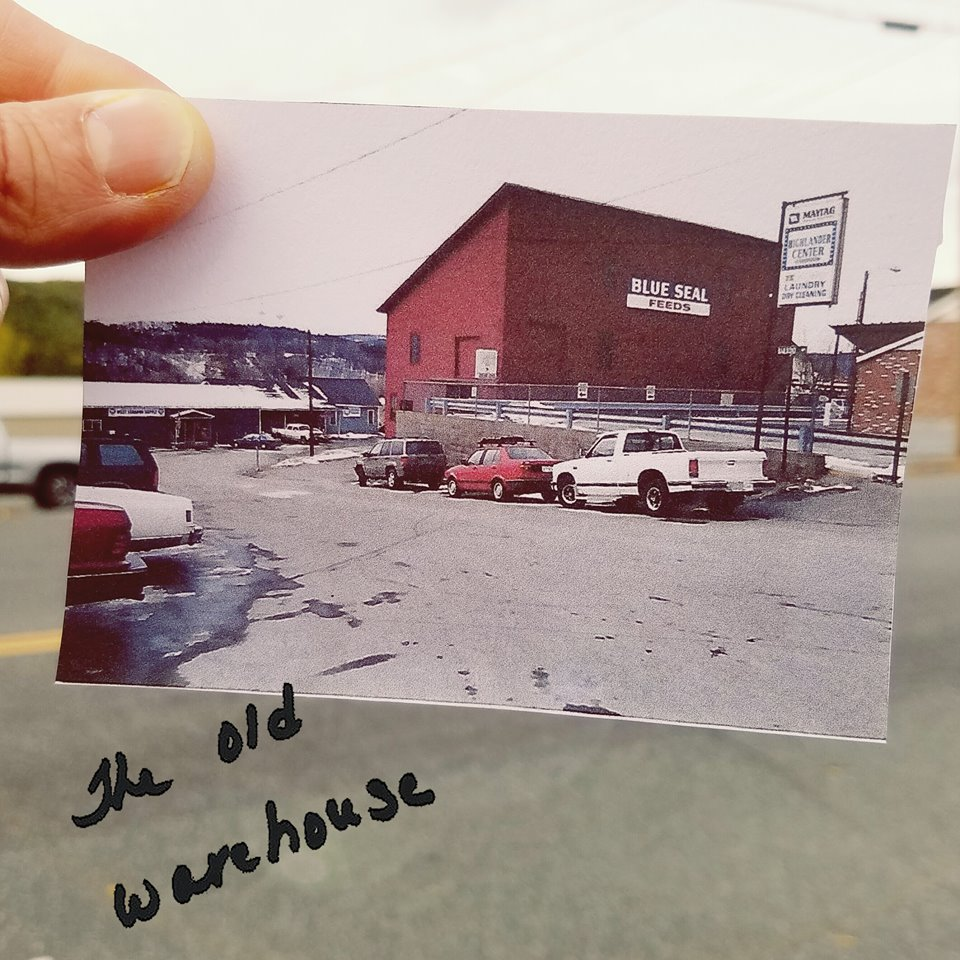The old warehouse and store.