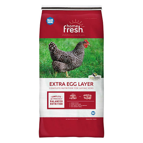 Blue Seal Feeds Extra Egg Pellets 50#