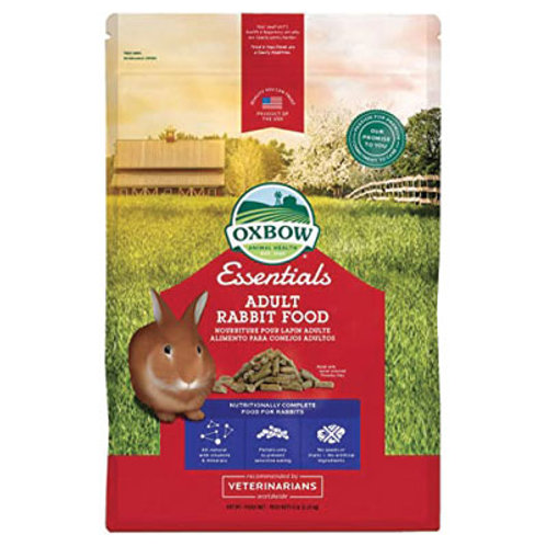 Oxbow 10Lb. Essentials Adult Rabbit Food
