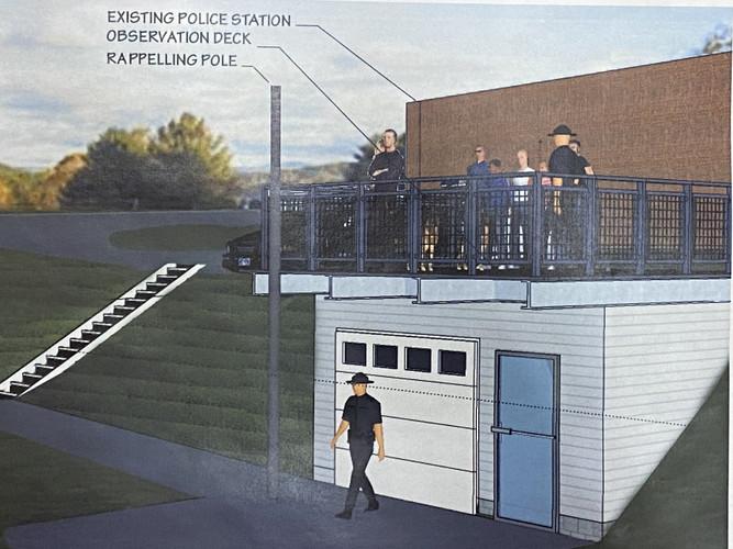 K9 Training Facility Vision