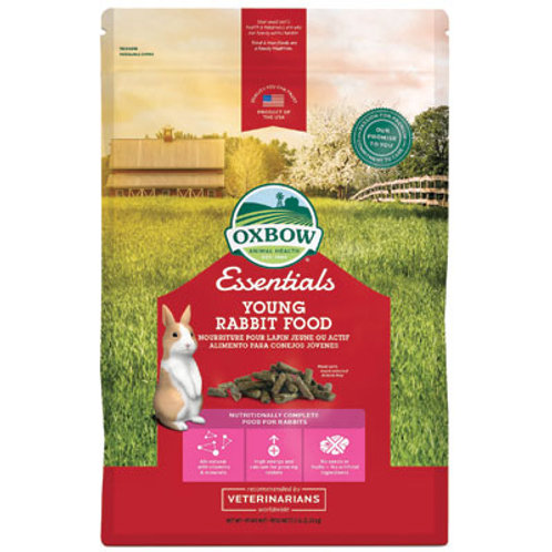 Oxbow 5Lb. Essentials Young Rabbit Food
