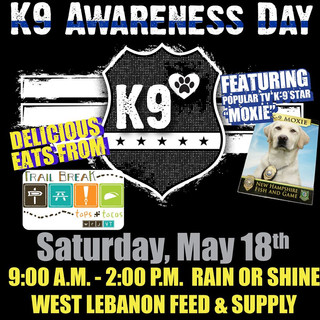 K9 Awareness Day 2019