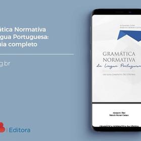 """OAB Editora lança """"Gramática Normativa da Língua Portuguesa: um guia completo do idioma"""""""