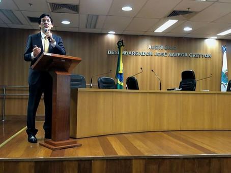 Corregedoria da Justiça promove palestras sobre legislação e atividade notarial e de registros públi