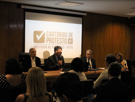 PROVIMENTO Nº 86 DO CNJ É TEMA DA REUNIÃO DE TABELIÃES NO RJ