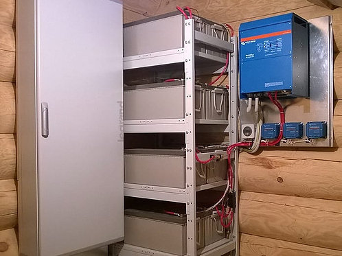 Power Backup for AirBnB