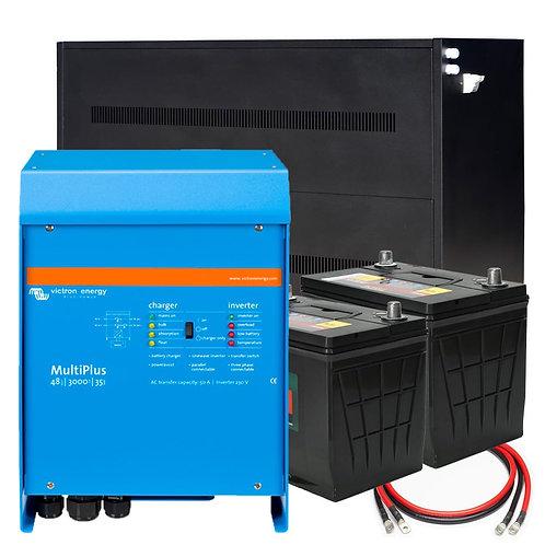 Power Backup for Homes