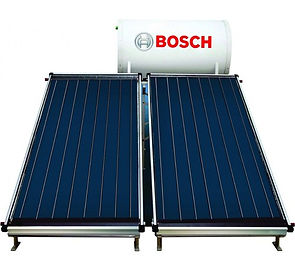 Bosch Solar Water heaters by Inborn Ener