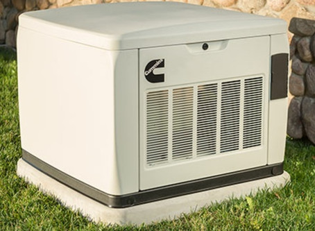 What To Consider When Designing a Generator Pad